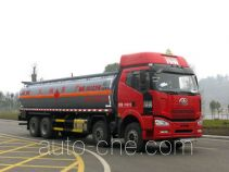 Chengliwei CLW5313GHYC3 chemical liquid tank truck