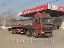 Chengliwei CLW5314GFWB4 corrosive substance transport tank truck
