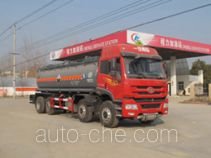 Chengliwei CLW5314GFWC4 corrosive substance transport tank truck