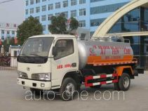 Chengliwei CLW5820F low-speed sewage suction truck