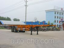 Chengliwei CLW9350TJZG container transport trailer