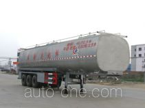 Chengliwei CLW9400GNY milk tank trailer