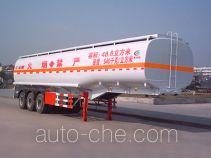 Chengliwei CLW9400GRYA flammable liquid tank trailer