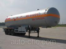 Chengliwei CLW9400GYQA liquefied gas tank trailer