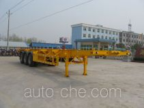 Chengliwei CLW9400TJZG container transport trailer
