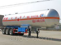 Chengliwei CLW9401GYQA liquefied gas tank trailer