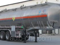 Chengliwei CLW9401GYWL oxidizing materials transport tank trailer