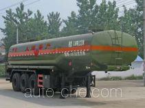 Chengliwei CLW9402GRYA flammable liquid tank trailer