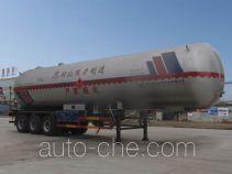 Chengliwei CLW9360GYQ liquefied gas tank trailer