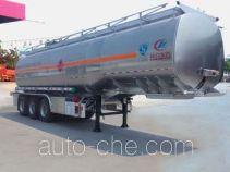 Chengliwei CLW9402GYYL aluminium oil tank trailer