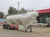 Chengliwei CLW9403GFL medium density bulk powder transport trailer