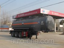 Chengliwei CLW9403GFWB corrosive materials transport tank trailer
