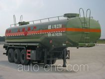 Chengliwei CLW9403GRYA1 flammable liquid tank trailer