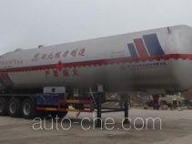 Chengliwei CLW9403GYQB liquefied gas tank trailer