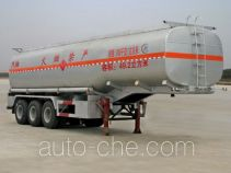 Chengliwei CLW9403GYY oil tank trailer