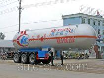 Chengliwei CLW9404GYQ liquefied gas tank trailer