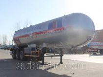Chengliwei CLW9404GYQA liquefied gas tank trailer