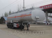 Chengliwei CLW9406GRYA flammable liquid tank trailer