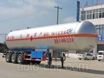 Chengliwei CLW9406GYQ liquefied gas tank trailer