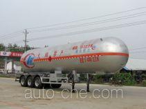Chengliwei CLW9407GYQ liquefied gas tank trailer