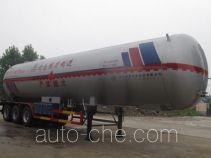 Chengliwei CLW9407GYQA liquefied gas tank trailer