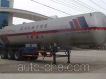 Chengliwei CLW9408GYQB liquefied gas tank trailer