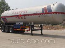 Chengliwei CLW9409GYQA liquefied gas tank trailer