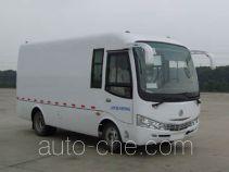 凌宇牌CLY5040XXYA型厢式运输车