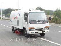 CIMC Lingyu CLY5050TSL street sweeper truck