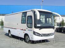 CIMC Lingyu CLY5070XXYA box van truck
