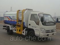 Lingyu CLY5070ZZZG self-loading garbage truck