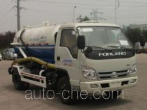Lingyu CLY5071GXW sewage suction truck