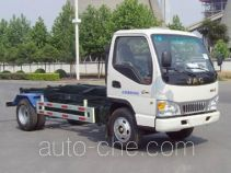 Lingyu CLY5071ZXX detachable body garbage truck