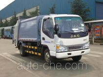 Lingyu CLY5071ZYS garbage compactor truck