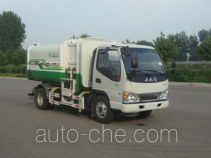 Lingyu CLY5071ZZZE5 self-loading garbage truck