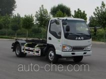 Lingyu CLY5076ZXXE5 detachable body garbage truck