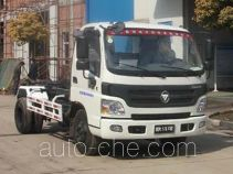 Lingyu CLY5080ZXX detachable body garbage truck