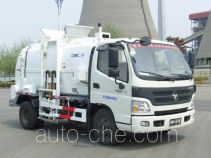 Lingyu CLY5080ZZZ self-loading garbage truck