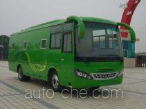 CIMC Lingyu CLY5110XCQ livestock transport truck