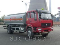 Lingyu CLY5162GJY fuel tank truck