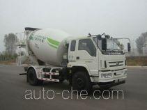 Lingyu CLY5168GJB concrete mixer truck