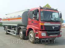 Lingyu CLY5250GHYE1 chemical liquid tank truck