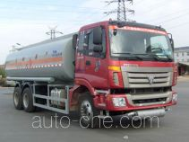 Lingyu CLY5250GHYE2 chemical liquid tank truck