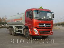 Lingyu CLY5250GJY fuel tank truck