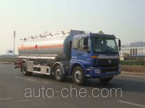 Lingyu CLY5251GYY oil tank truck