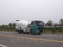 Lingyu CLY5252GJB concrete mixer truck