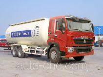 CIMC Lingyu CLY5257GFLZZ low-density bulk powder transport tank truck