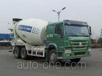 CIMC Lingyu CLY5257GJB43E1L concrete mixer truck