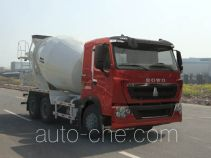 Lingyu CLY5257GJB9 concrete mixer truck