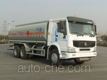 Lingyu CLY5257GJY fuel tank truck